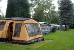 obóz fotografia royalty free