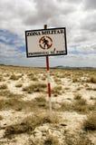 obóz wojskowy Zdjęcia Stock