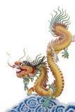 obłoczny Chińczyka smok Royalty Ilustracja