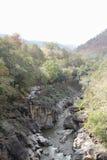 Ob Luang Mountain river Stock Photo