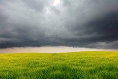 obłoczna burza Zdjęcie Royalty Free