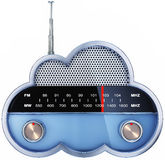 Obłoczny radio Zdjęcie Stock