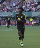 Obafemi Martins Seattle Sounders en avant Image libre de droits