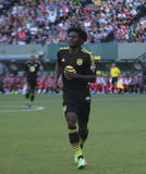 Obafemi Martins Seattle Sounders forward Royalty Free Stock Image