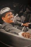 obama αποδοκιμασιών Στοκ εικόνα με δικαίωμα ελεύθερης χρήσης