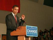 obama του 2008 Στοκ Εικόνες