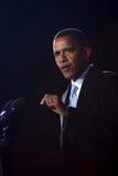 obama выбранного barack президентское Стоковая Фотография