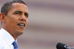 obama выбранного barack президентское Стоковые Фотографии RF