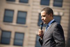 obama 10 barack Στοκ φωτογραφία με δικαίωμα ελεύθερης χρήσης