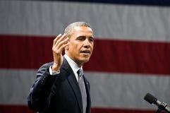 Президент Obama Стоковая Фотография