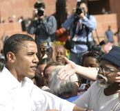 obama 3297 barack στοκ φωτογραφίες με δικαίωμα ελεύθερης χρήσης
