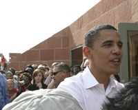 obama 3351 barack στοκ φωτογραφίες με δικαίωμα ελεύθερης χρήσης