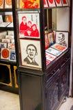 Obama-Abbildung als Andenken Stockbilder