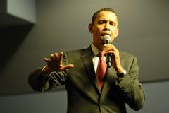 obama barack Стоковое Изображение