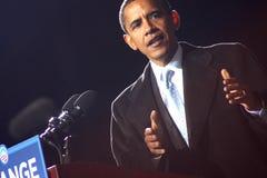 obama barack Стоковое Фото