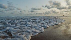 Obama Beach in Cotonou, Benin Royalty Free Stock Images