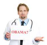 Obama? Royalty Free Stock Images