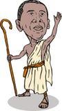 Obama como las Mesías