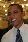Obama em Kokomo 104 Fotografia de Stock