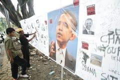 Obama Royalty Free Stock Photo