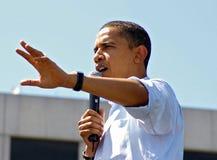 Obama nadzieja. obrazy stock