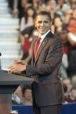Obama Rathaus Lizenzfreie Stockfotografie