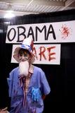 Obama Scare Royalty Free Stock Photos