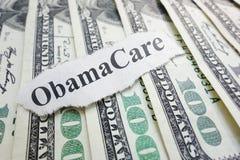 Obamacare Foto de Stock