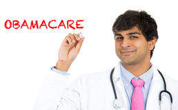 Obamacare Royalty Free Stock Photos