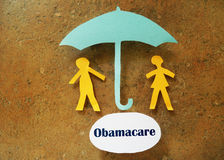 Obamacare coverage Stock Photos