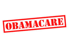 OBAMACARE Royalty Free Stock Images
