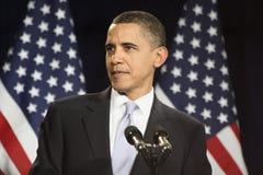 obamapresident Arkivbilder