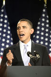 obamapresident Royaltyfri Fotografi