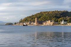 Oban Σκωτία Στοκ φωτογραφίες με δικαίωμα ελεύθερης χρήσης