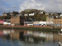 Oban, Шотландия Стоковое фото RF