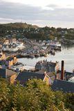 Oban Harbor; Scotland Royalty Free Stock Image