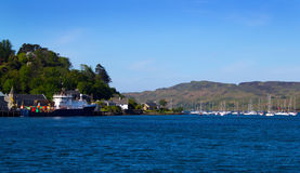 Oban Royalty Free Stock Photography