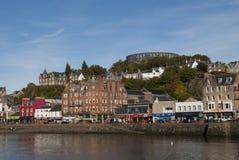 Oban Skottland UK Royaltyfri Fotografi