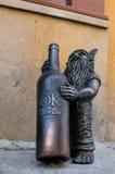 O'Barek Dwarf Wrocław Royalty Free Stock Photography
