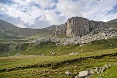 Obarsia mountain Stock Photography