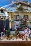 Obberamergau,德国- 2017年10月15日:传统瓷 库存图片