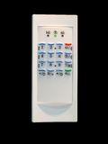 obbligazione domestica, pannello di controllo, plastica, sicurezza, Fotografie Stock Libere da Diritti