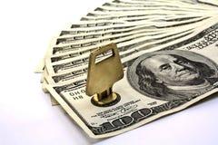 Obbligazione finanziaria Fotografie Stock Libere da Diritti