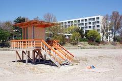 Obbligazione sulla spiaggia Fotografie Stock Libere da Diritti