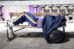 Obdachlos Stockbilder