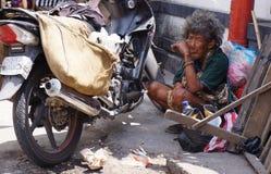 Obdachlos Lizenzfreies Stockbild