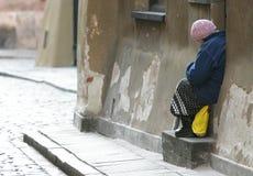 Obdachloser III lizenzfreie stockfotografie