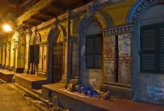 Obdachloser von Kolkata Lizenzfreie Stockfotos