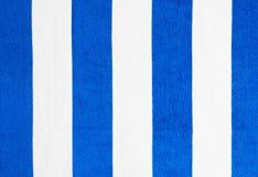 Obdzierający lato plażowego ręcznika tło Zdjęcia Royalty Free