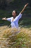 obejmowania słońce Fotografia Stock